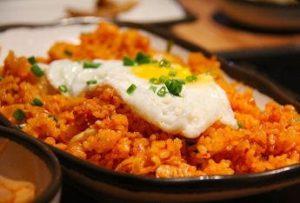 Image: Link to Kimchi Bokkuembap recipe