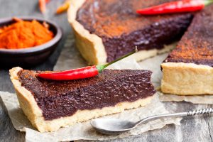 Link to recipe for chocolate and chilli cheese cake