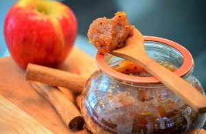 Link to apple and chilli chutney recipe